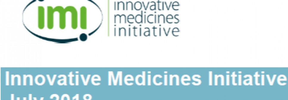Innovative Medicines Initiative საგრანტო კონკურსი