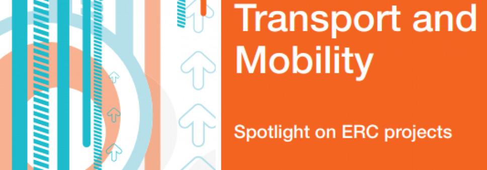 ტრანსპორტი და მობილობა - ევროპული კვლევების საბჭოს ანგარიში