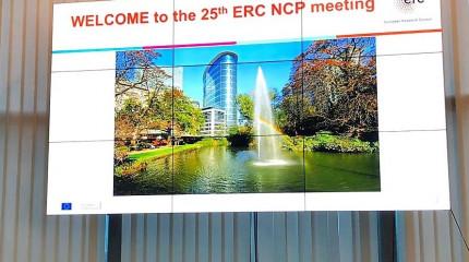 ევროპული კვლევების საბჭოს ეროვნული საკონტაქტო პირების შეხვედრა