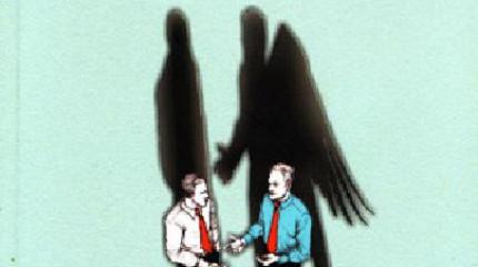 ბიზნეს - ანგელოზები, შოთა შაბურიშვილი