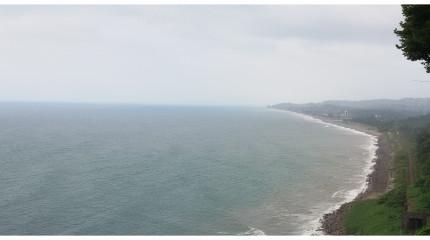 შავი ზღვის ტემპერატურის ცვლილების მონიტორინგი საქართველოს სანაპირო ზოლთან დედამიწის და სატელიტის დაკვირვებების გამოყენებით