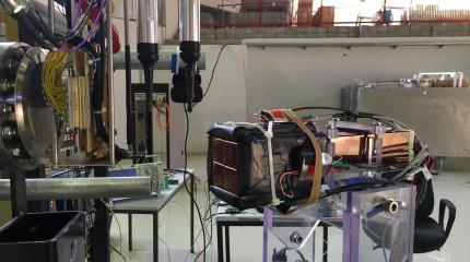 დეიტრონის ელექტრული დიპოლური მომენტის (ედმ) პირველი გაზომვა COSY ამაჩქარებელზე