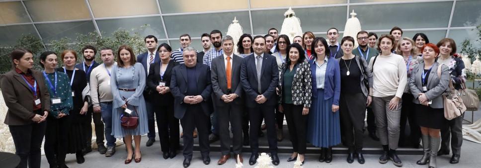 Rustaveli-DAAD Joint Scholarship Programme Summary Conference