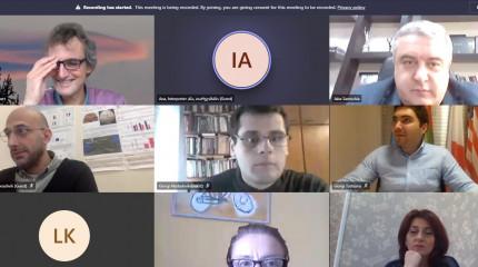 "International Online Training ""Preparing Science  Communication Activities"""