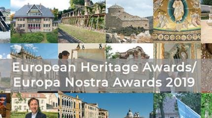 European Heritage Awards 2019