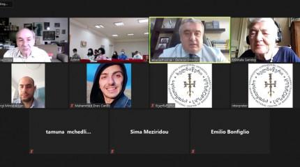 """ქართველოლოგიის VI საერთაშორისო საზაფხულო სკოლა  """"ქართული ხელნაწერი"""""""
