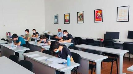 მათემატიკის  რიგით 62-ე საერთაშორისო ოლიმპიადა დაიწყო