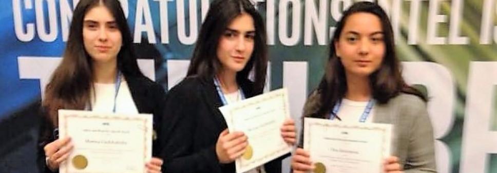 ქართველი მოსწავლეების გამარჯვება Intel-ISEF-ის სამეცნიერო და საინჟინრო საერთაშორისო კონკურსზე