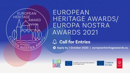 European Heritage Awards Europa Nostra Awards 2021