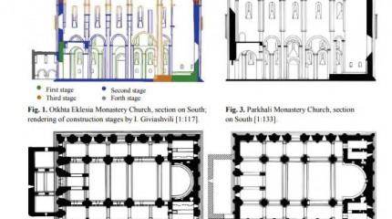 ოთხთა ეკლესიისა და პარხლის მონასტრები ისტორიულ ტაოში