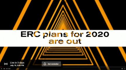 ვებინარი ERC NCP-ის ფარგლებში